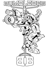Small Picture Transformers 4 Coloring Pages for kids Free Coloring Pages For