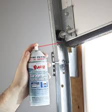 garage door system maintenance