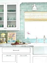 kitchen tile colors turquoise tile