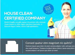House Cleaning Services Flyers Cool Cleaning Service Flyers 3 Services Templates Free