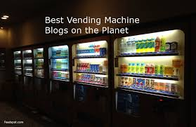Types Of Vending Machines List Enchanting Top 48 Vending Machine Blogs And Websites To Follow In 48
