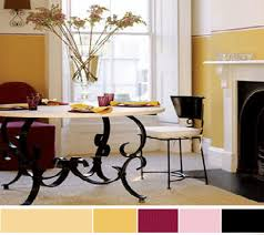 dining room decorating color ideas. lovely dining room decorating color ideas with 7 purple pink interior schemes for spring