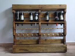pallet wine rack instructions. Instructions Sur La Façon De Faire Un Casier à Bouteille En Bois Avec Des Palettes. Wooden Wine RacksPallet Pallet Rack U
