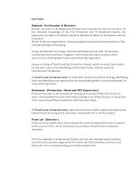 company profile sample plus   5