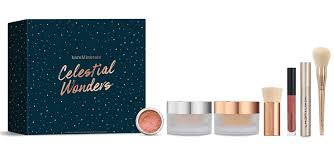 the bare minerals celestial wonders deluxe original foundation kit is the qvc today s special value tsv for holiday 2018 and is available now at qvc