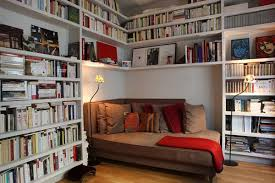 home library design ideas fun room for family