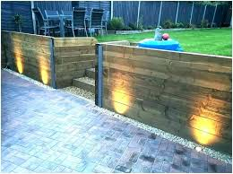 outdoor fence lighting ideas led fence lights outdoor lighting ideas a inviting best exterior architecture drawing