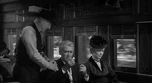 The Man Who Shot Liberty Valance 1962 | More Obscure Train Movies