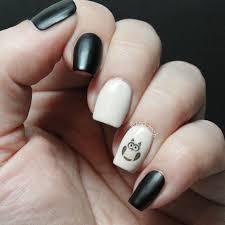 owls nail art - Nail Art Ideas
