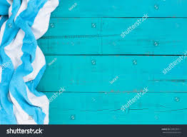 blank white beach towel. Blank Rustic Teal Blue Wood Beach Sign With Turquoise And White Striped  Towel Border; Blank
