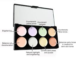 ultra base corrector palette by makeup revolution ultra base corrector palette by makeup revolution by makeup revolution from usa walmart