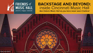 Cincinnati Music Festival Seating Chart 2017 Music Hall Cincinnati Arts