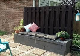 cinderblock furniture. Furniture Diy Patio Cinder Blocks The Best Block Backyard At Excellent Amazing Inspirational Cinderblock L
