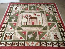 18 best Border Ideas For Panel Quilts images on Pinterest | Baby ... & Carrot Patch Quilt Adamdwight.com