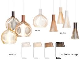 two famous wooden design lamp brands from finland are at diseno with popular famous designer