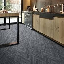 wood effect vinyl plank flooring united carpets and beds oak chevron