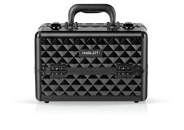 black diamond makeup case small black