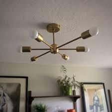 best brass ceiling lights