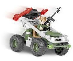 <b>Конструктор Ракетный автомобиль Cobi</b> Small Army. Rocket ...