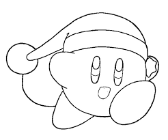 Small Picture Kirby Coloring Pages Pictures Video Game Coloring Pages