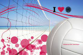 cute volleyball wallpapers page 1