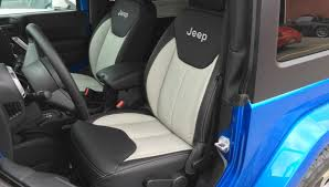 jeep wrangler leather seats montreal