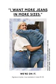 Madewell Jeans Size Chart Madewell And J Crew Jeans Now Come In More Sizes Racked