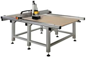 8 x 4 rack and pinion cnc router packages
