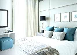 light blue and grey bedroom pertaining to renovation white decor