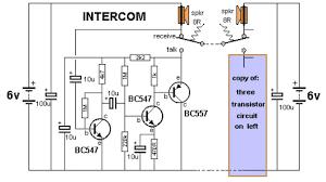 telephone intercom circuit diagram telephone image simple intercom circuit diagram simple auto wiring diagram schematic on telephone intercom circuit diagram