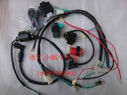 compare prices on motorcycle wiring harness online shopping buy Universal Motorcycle Wiring Harness off road motorcycle wiring harness coincidentally igniter high pressure bag rectifier electrical appliances kit free universal motorcycle wiring harness kits