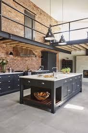 Industrial Style Kitchen In 2019 Industrial Kitchen Design