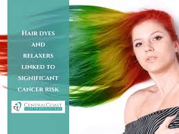 hair dyes and relaxers linked to