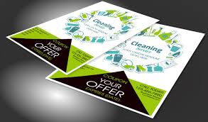 advertising a cleaning business house cleaning flyers to promote your business