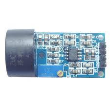 AC Current Sensor <b>5A Range Single Phase</b> Current Transformer ...