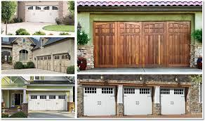 new garage door models