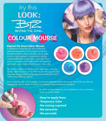 Beyond The Zone Colour Mousse For