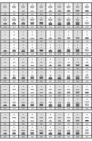los números mayas del 1 al 1000