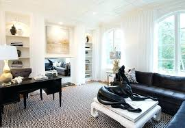 stark area rugs inspired recliner sectional in home office shabby chic with carpet next to black