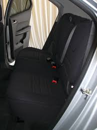 chevrolet equinox standard color seat covers rear seats
