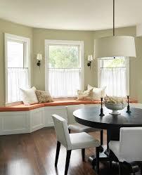 Dining Room Window Seat  Cteamus - Bay window in dining room