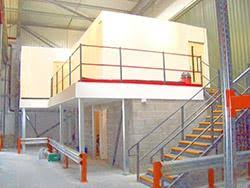 mezzanine floor office. An Office Mezzanine Floor Can Create Additional Work Space Without The Need To Expand Your Building