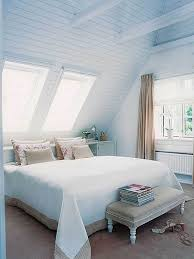 Bedrooms should be for relaxing, and using neutral tones can be the perfect start for a serene design. 32 Attic Bedroom Design Ideas