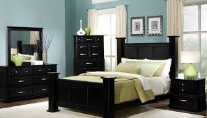 bedroom with black furniture. Bedroom Black Furniture Paint Trends Including Enchanting Wall With