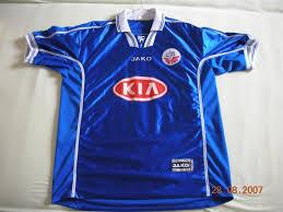 Die geschichte von hansa rostock (bild 16). Hansa Rostock Home Football Shirt 2000 2001