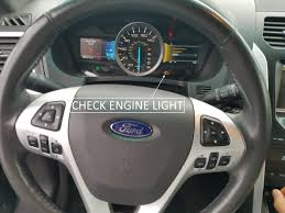 2013 Ford Escape Check Engine Light Reset Why Is My Ford Check Engine Light On