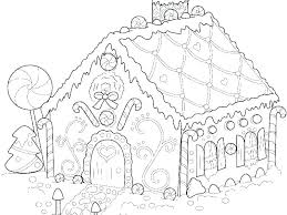 christmas house template free gingerbread house printable hay houses template