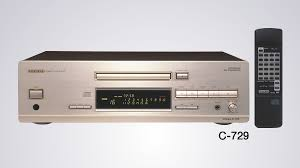 onkyo cd changer. cd player released with high-output power supply onkyo cd changer