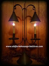 primitive lighting fixtures. Primitive Bathroom Lighting Fixtures Vanity Colonial E
