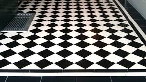 Black And White Patterned Floor Tiles Interesting Black And White Tiles Black And White Floor Tiles Black And White